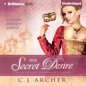 Her Secret Desire audiobook by CJ Archer