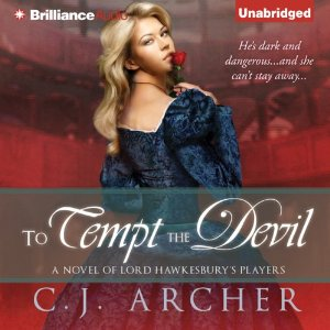 To Tempt The Devil audiobook by CJ Archer