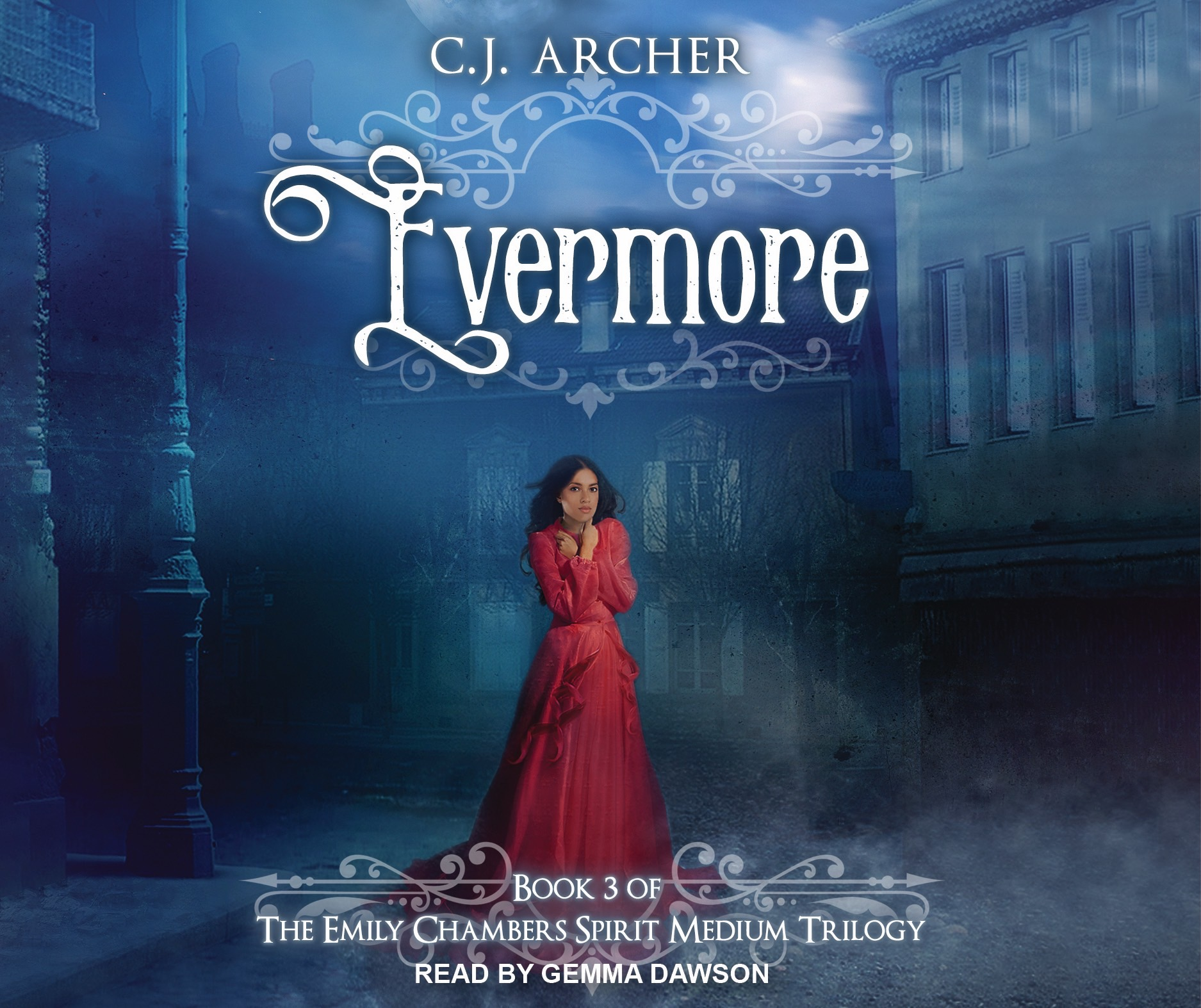 Evermore audiobook by CJ Archer