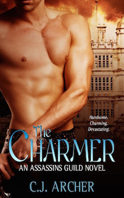 The Charmer (Assassins Guild) by C.J. Archer