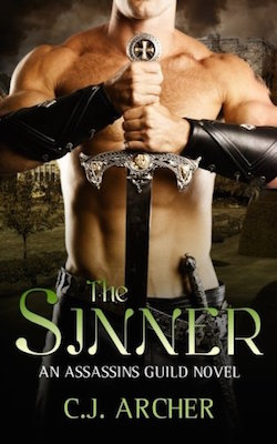 The Sinner (Assassins Guild) by C.J. Archer