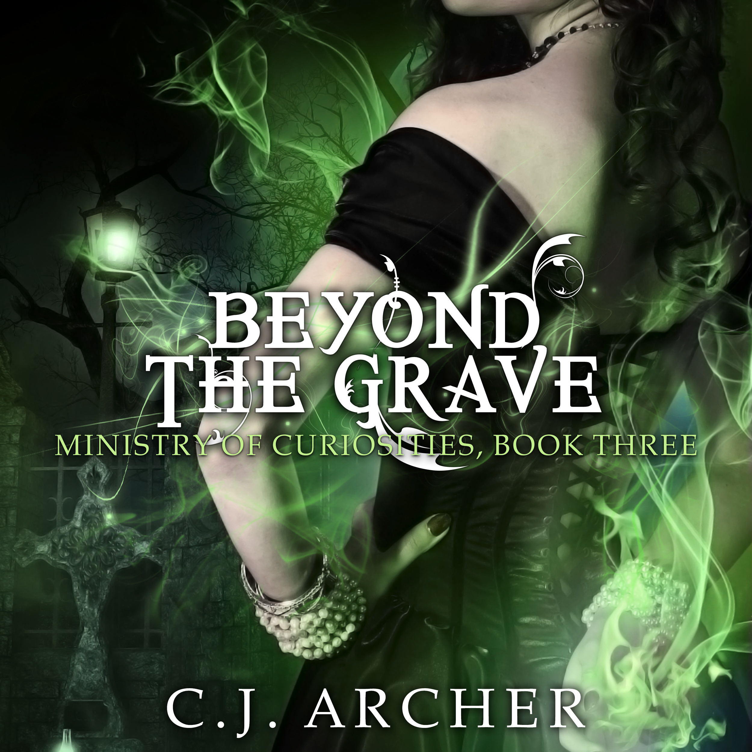 Beyond The Grave audiobook by CJ Archer