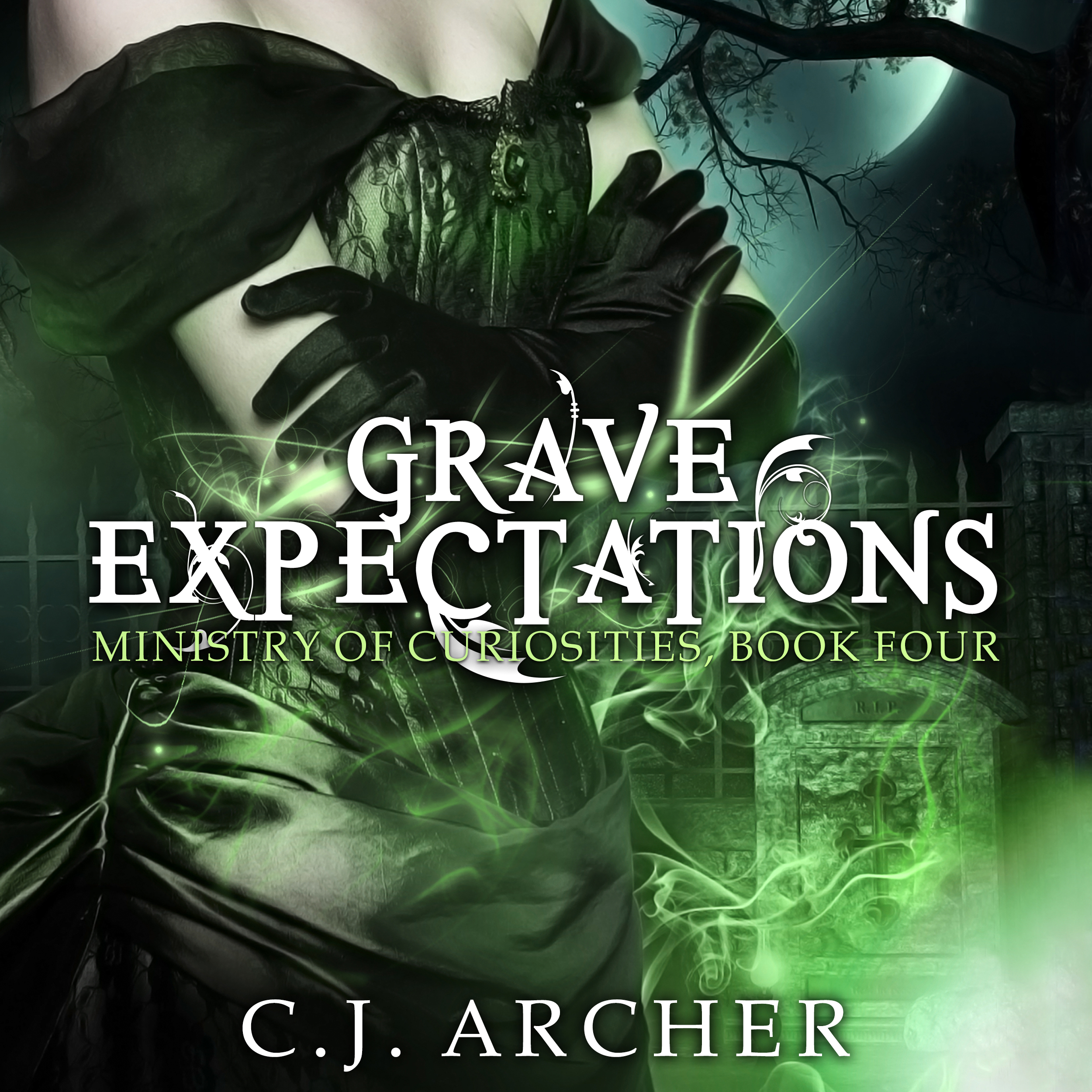 Grave Expectations audiobook by CJ Archer