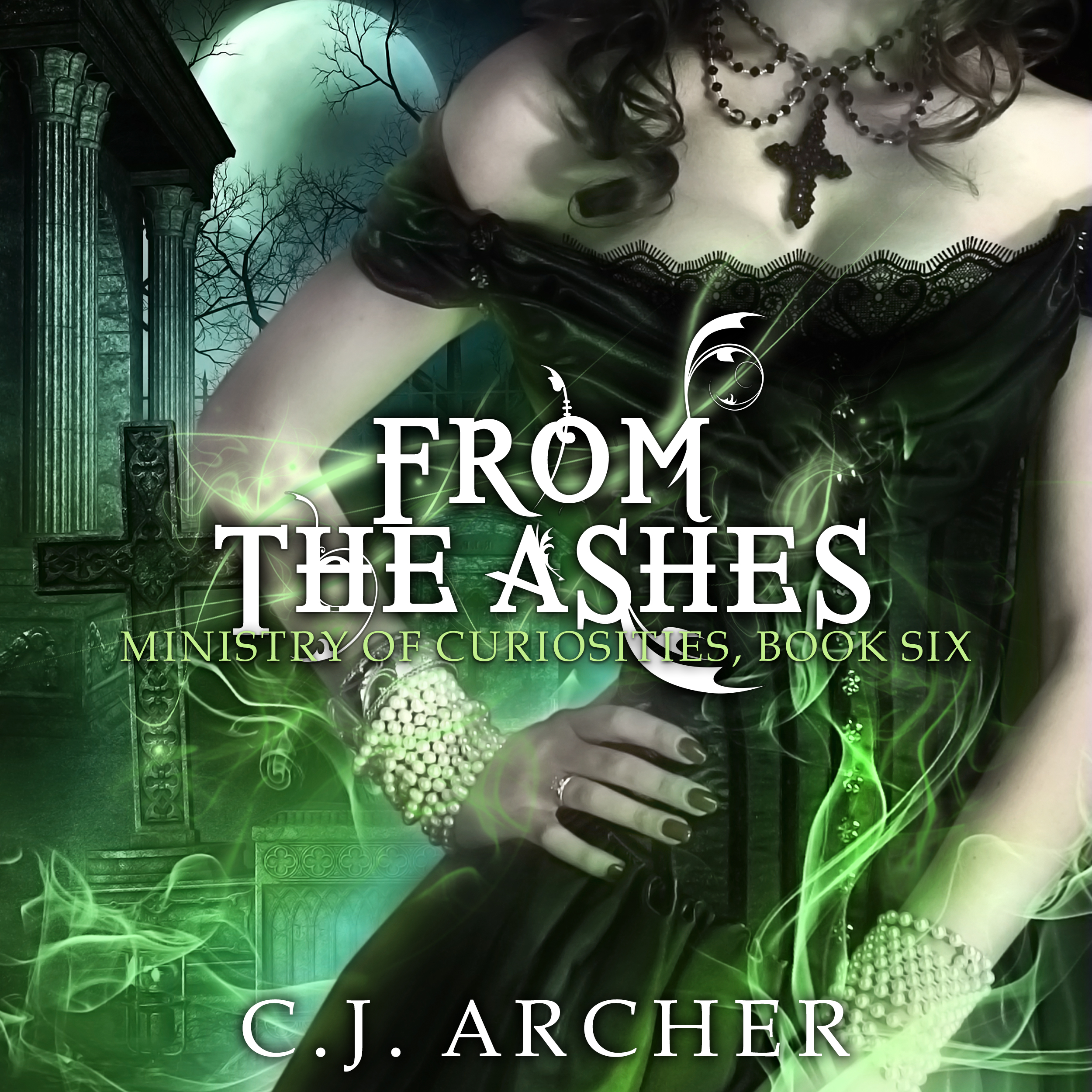 From The Ashes audiobook by CJ Archer