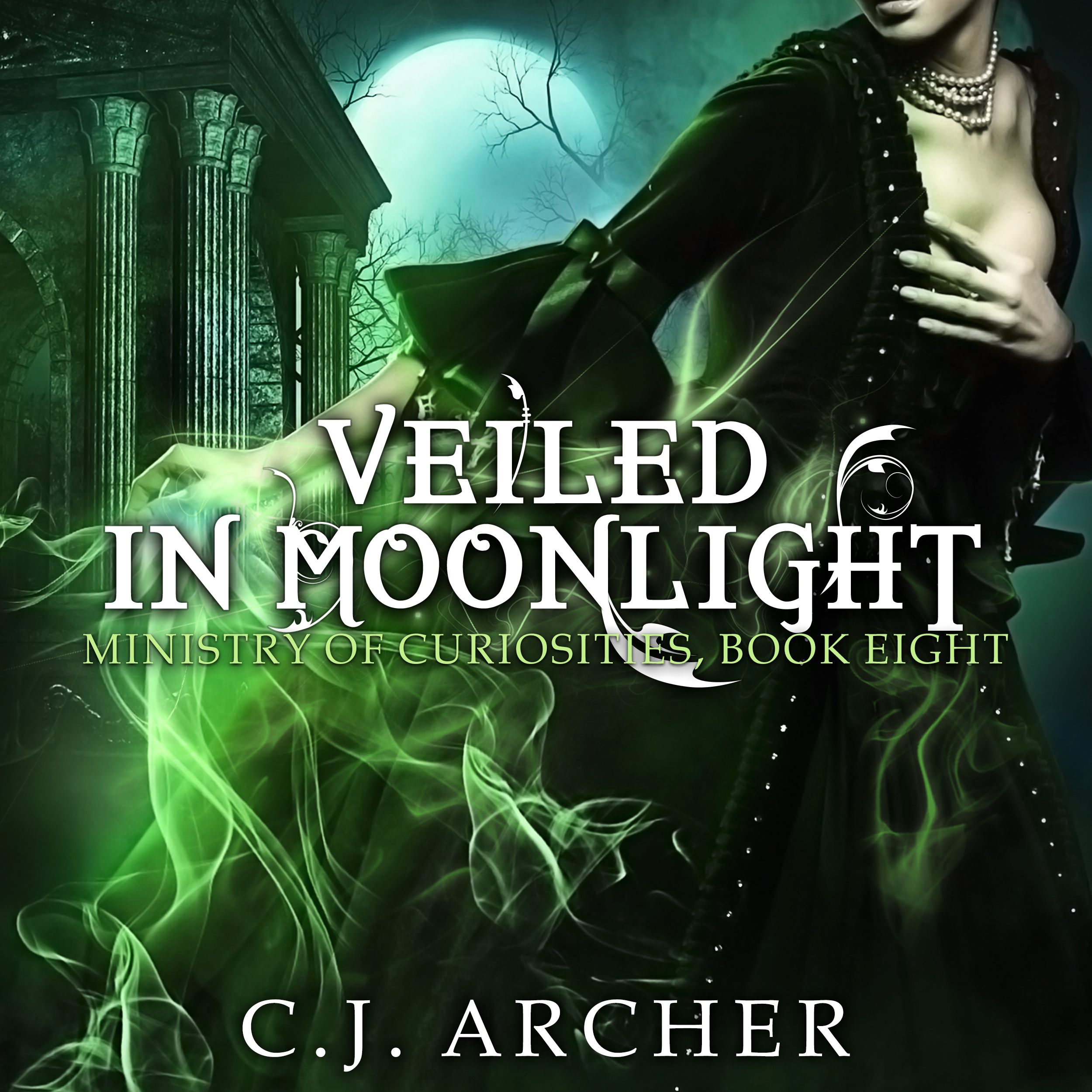 Veiled in Moonlight audiobook by CJ Archer