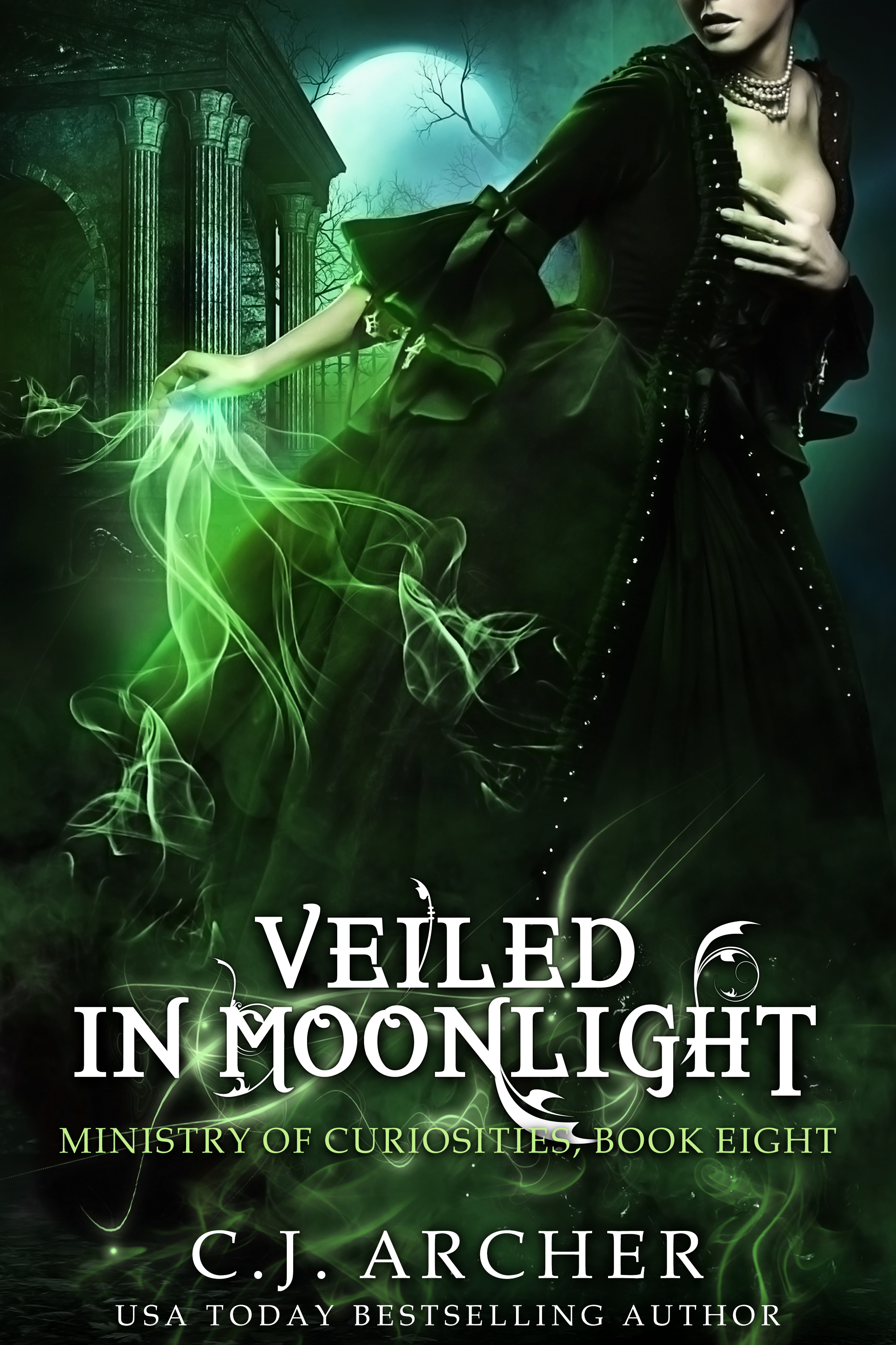 Veiled in Moonlight