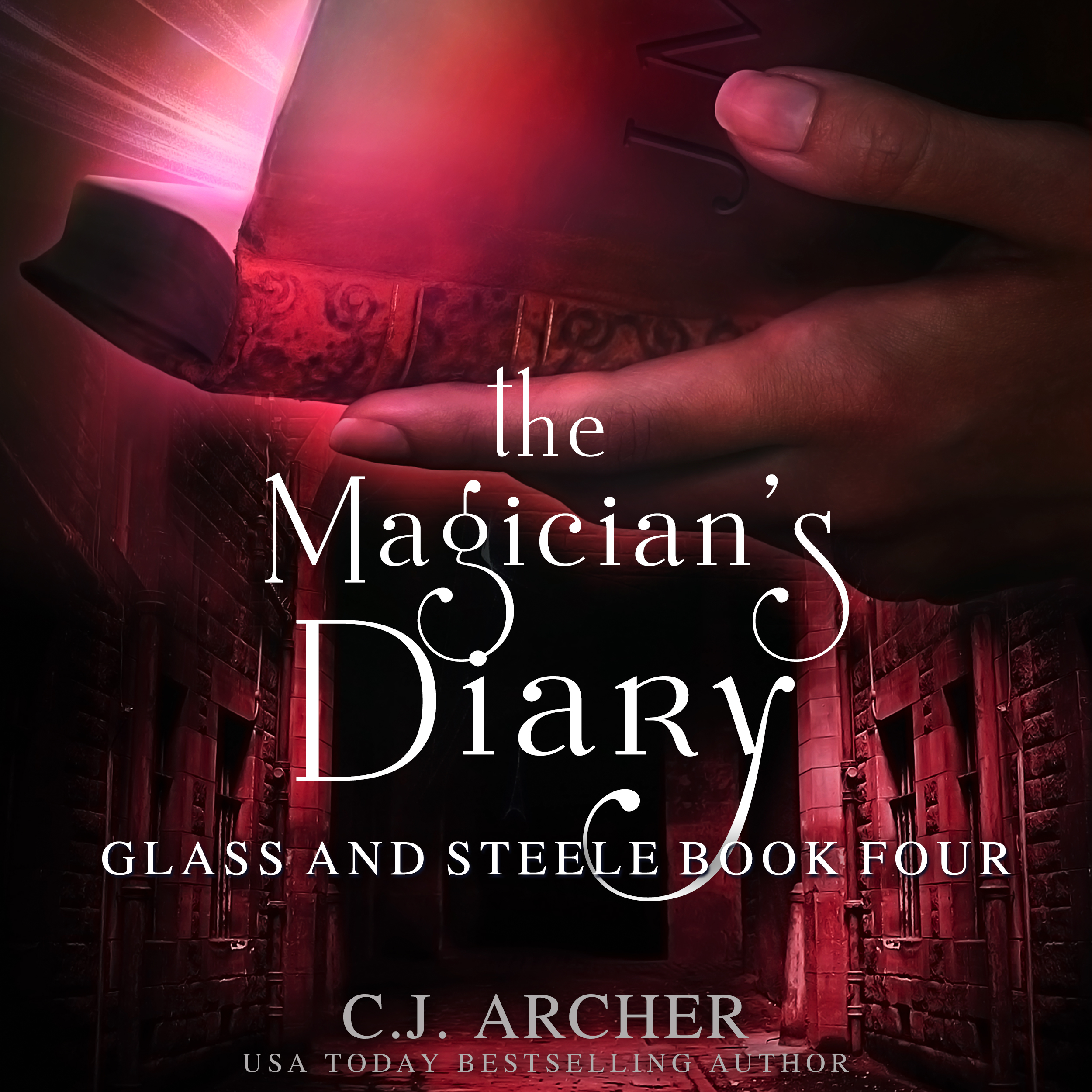 The Magician's Diary audiobook by CJ Archer