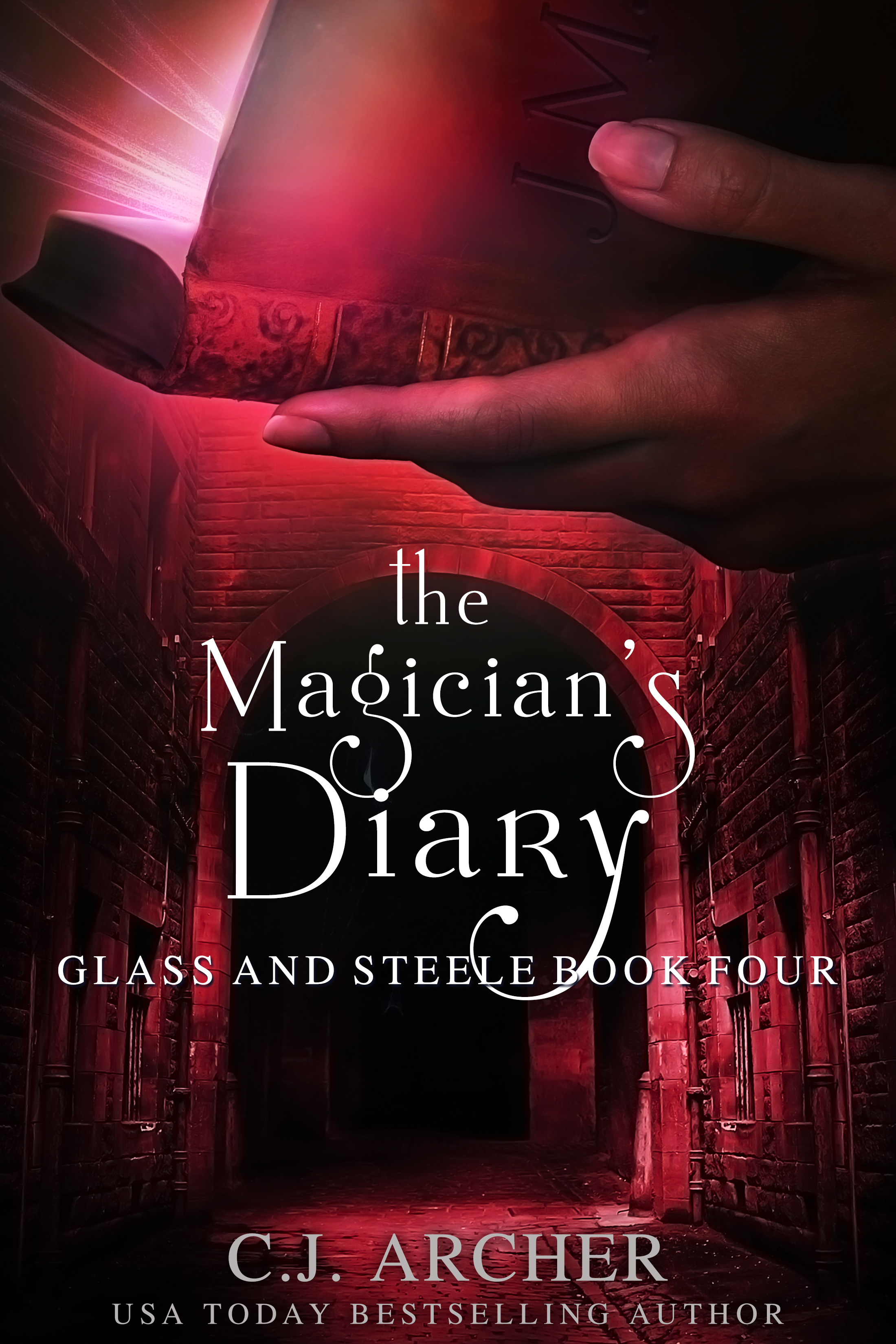 Preorder Now The Magician's Diary
