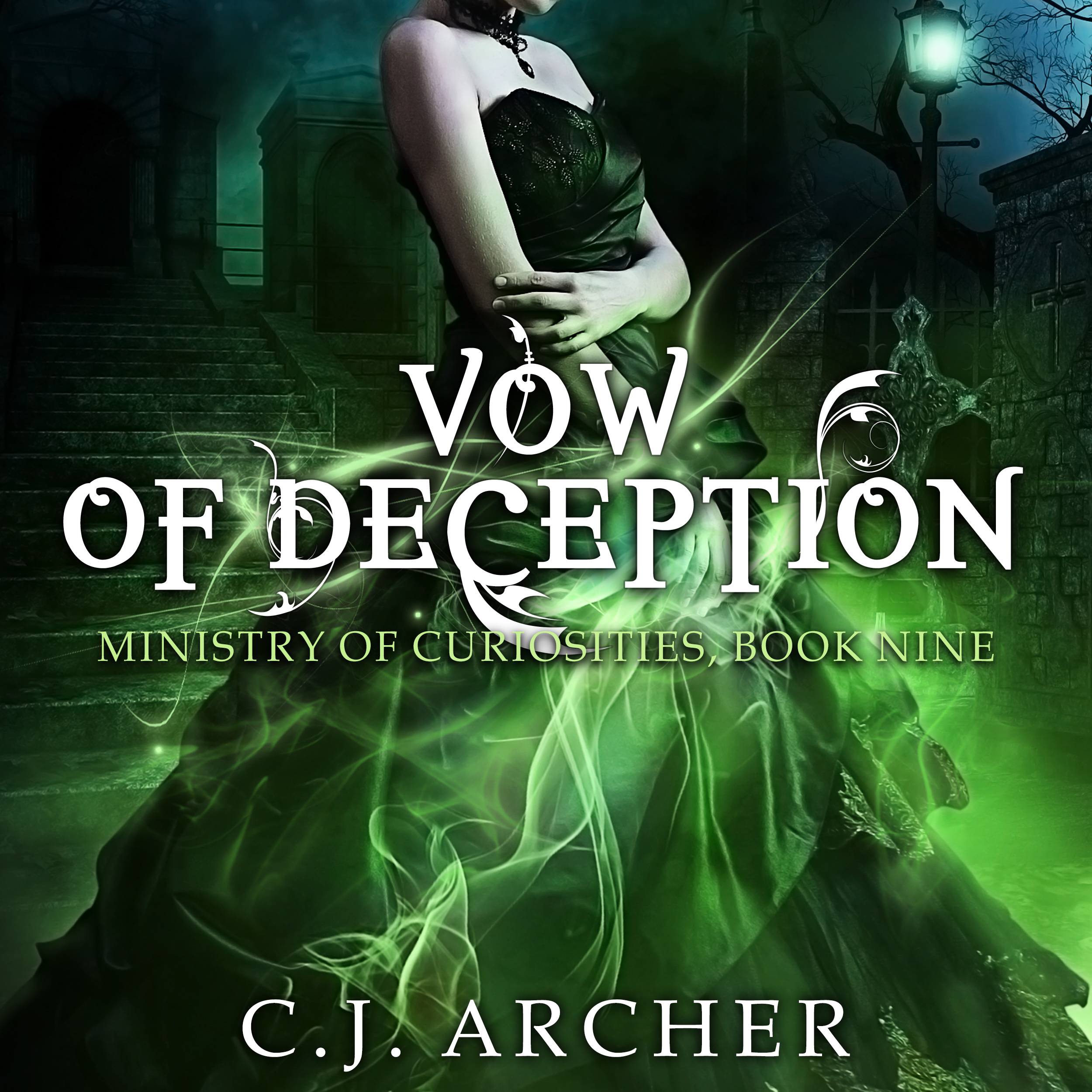Vow of Deception audiobook by CJ Archer