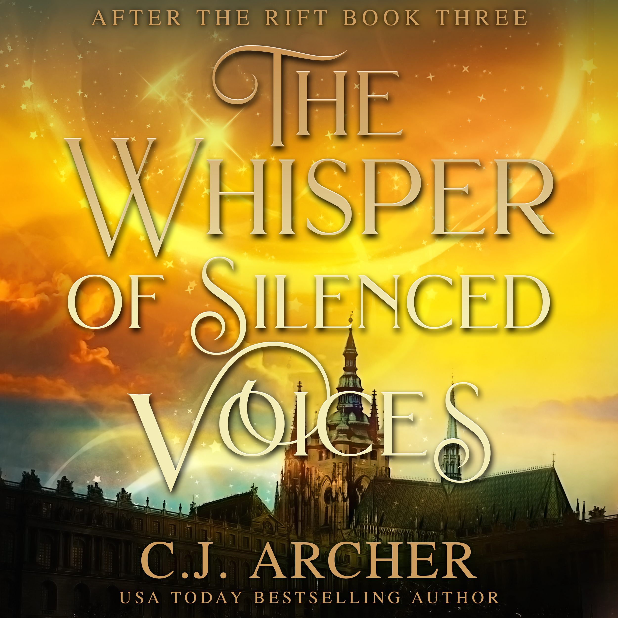 The Whisper of Silenced Voices audiobook by CJ Archer