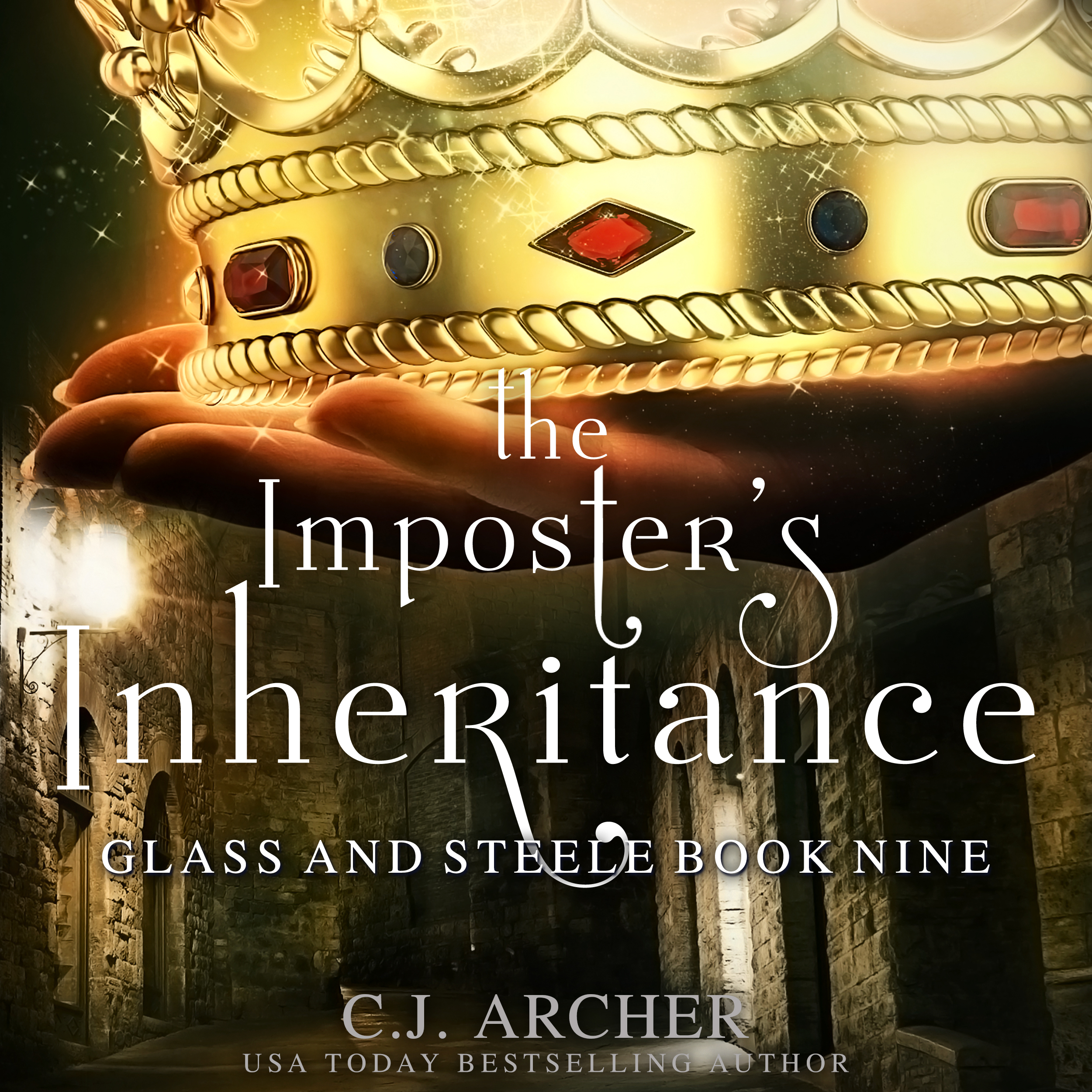 The Imposter's Inheritance audiobook by CJ Archer