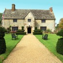 Cowdrey Farm is based on Sulgrave Manor