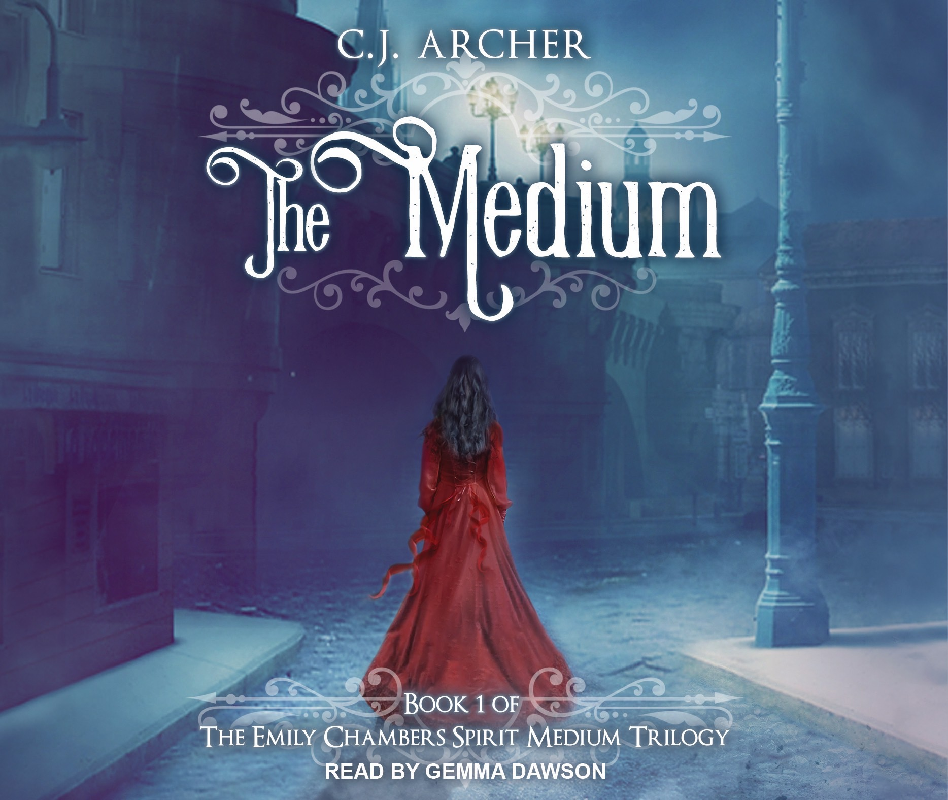 The Medium audiobook by CJ Archer