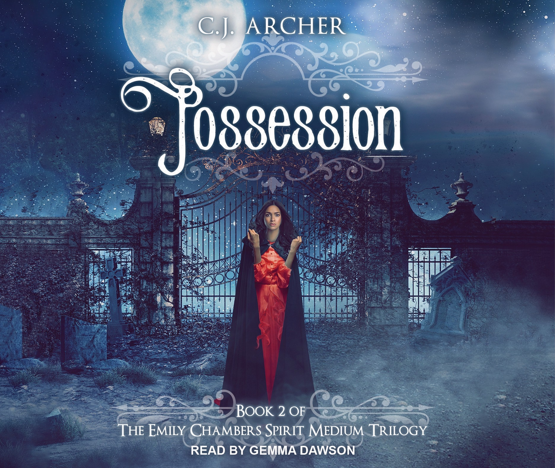 Possession audiobook by CJ Archer