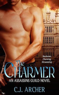 The Charmer (Assassins Guild) by C.J. Archer
