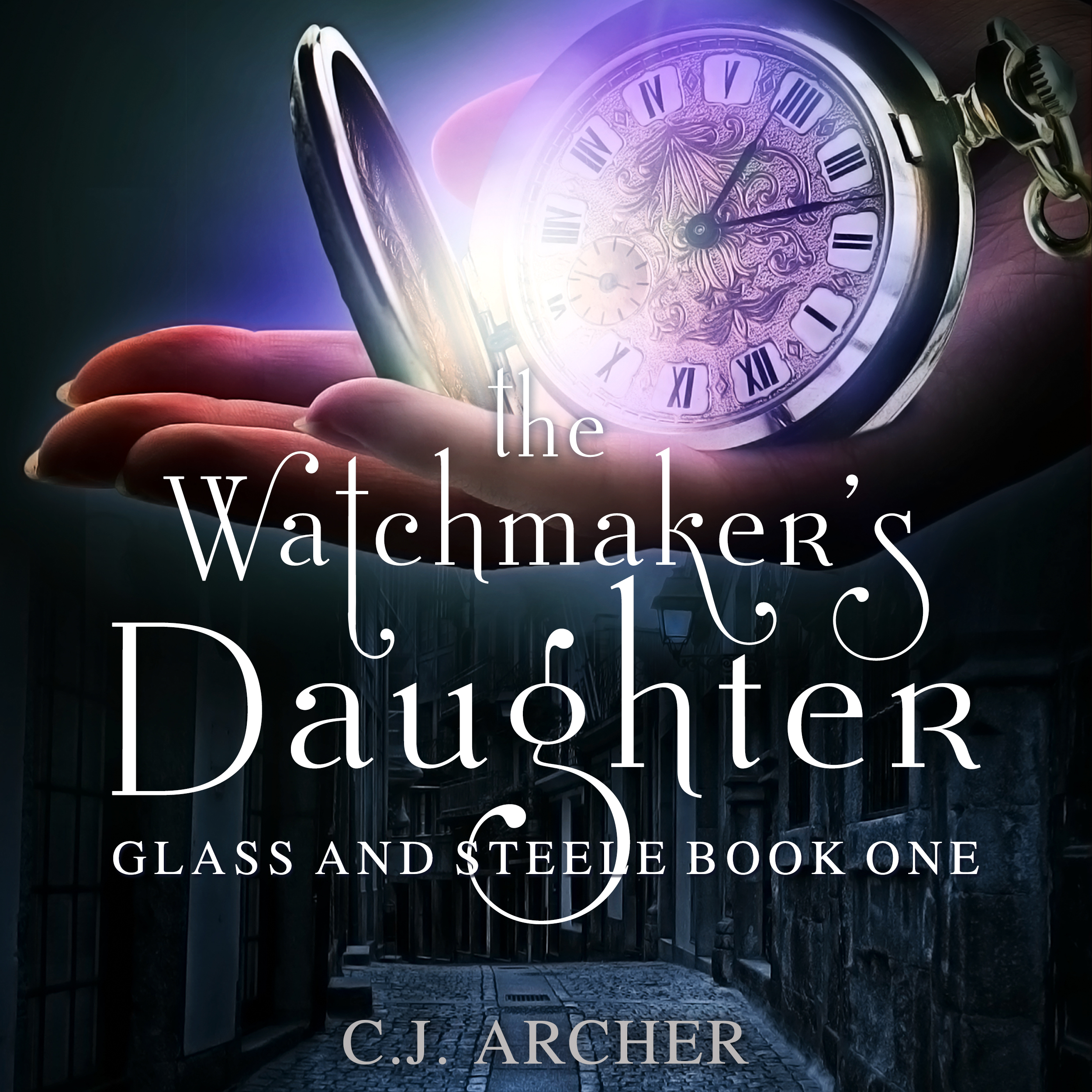 The Watchmaker's Daughter audiobook by CJ Archer