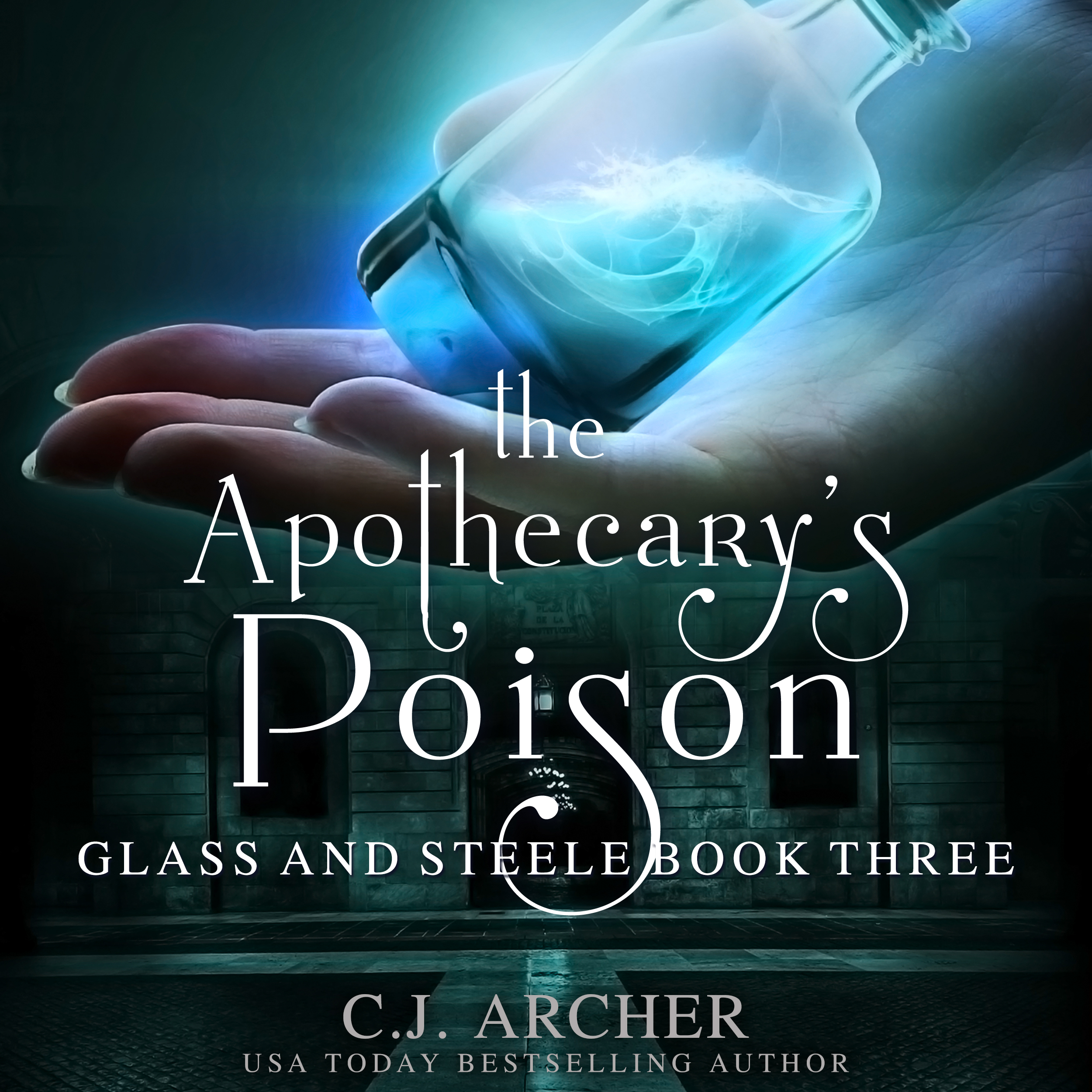 The Apothecary's Poison audiobook by CJ Archer