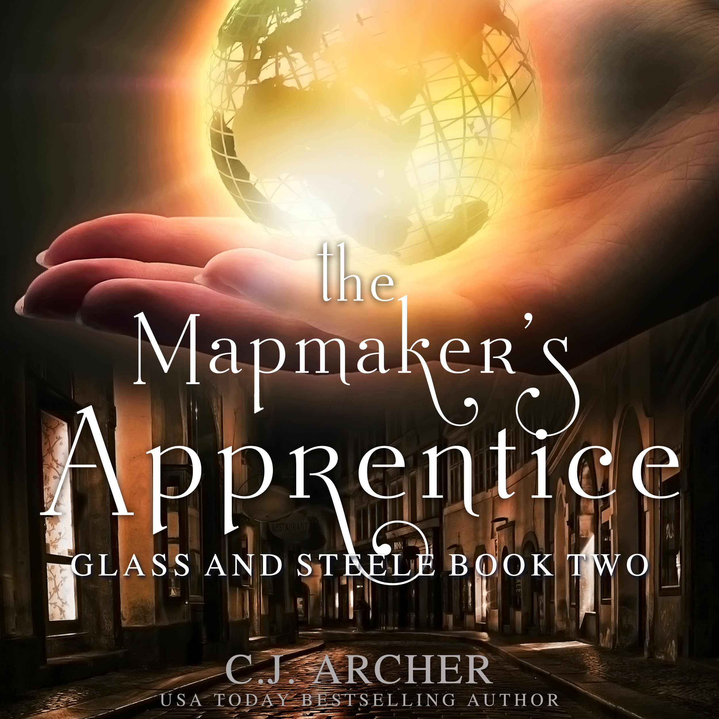 The Mapmaker's Apprentice audiobook by CJ Archer