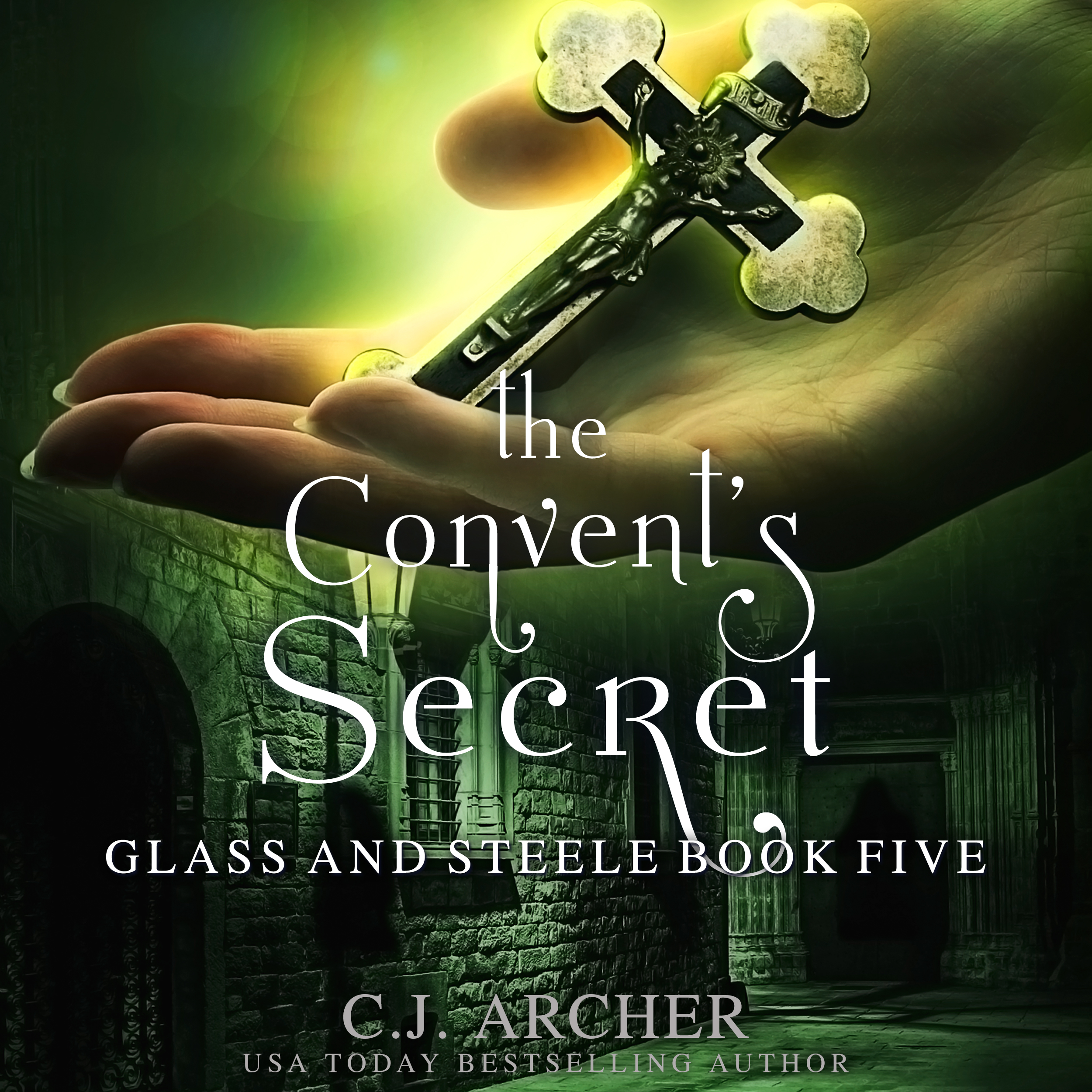The Convent's Secret audiobook by CJ Archer