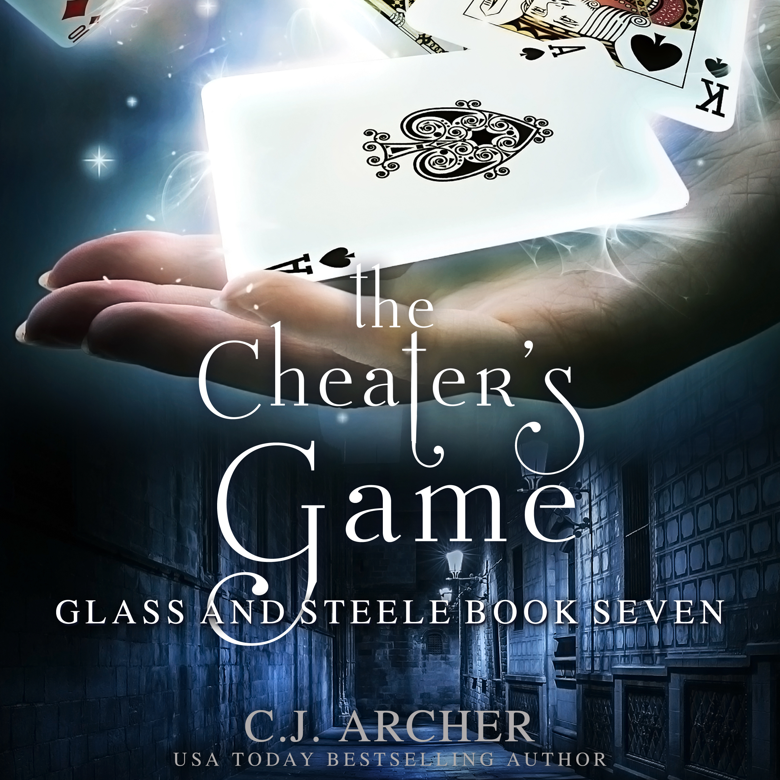 The Cheater's Game audiobook by CJ Archer