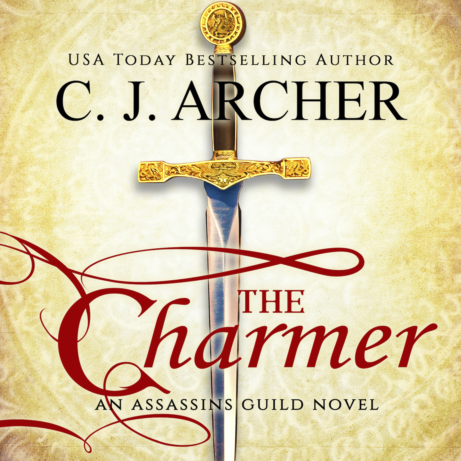 The Charmer audiobook by CJ Archer
