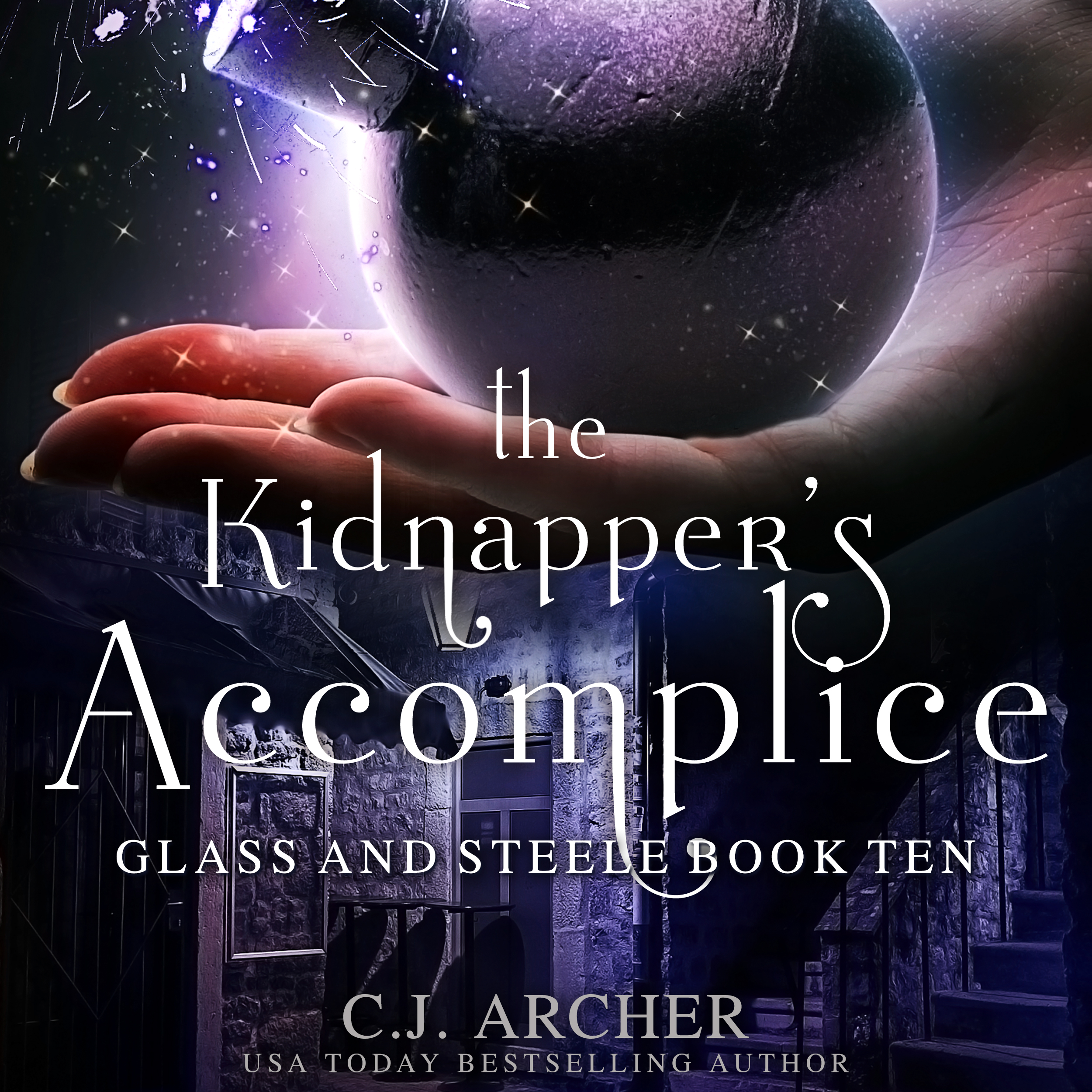 The Kidnapper's Accomplice audiobook by CJ Archer
