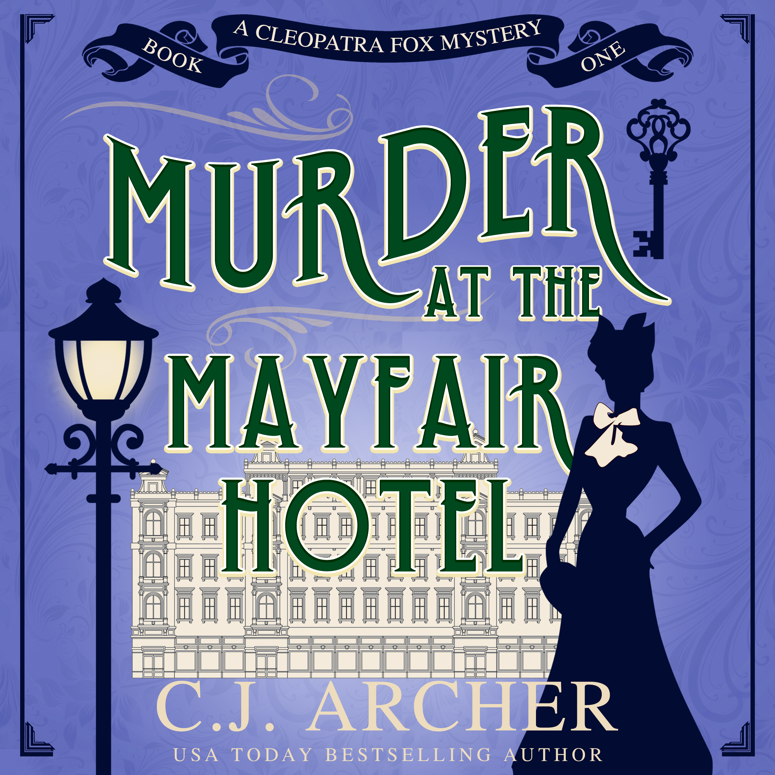 Murder at the Mayfair Hotel audiobook by CJ Archer