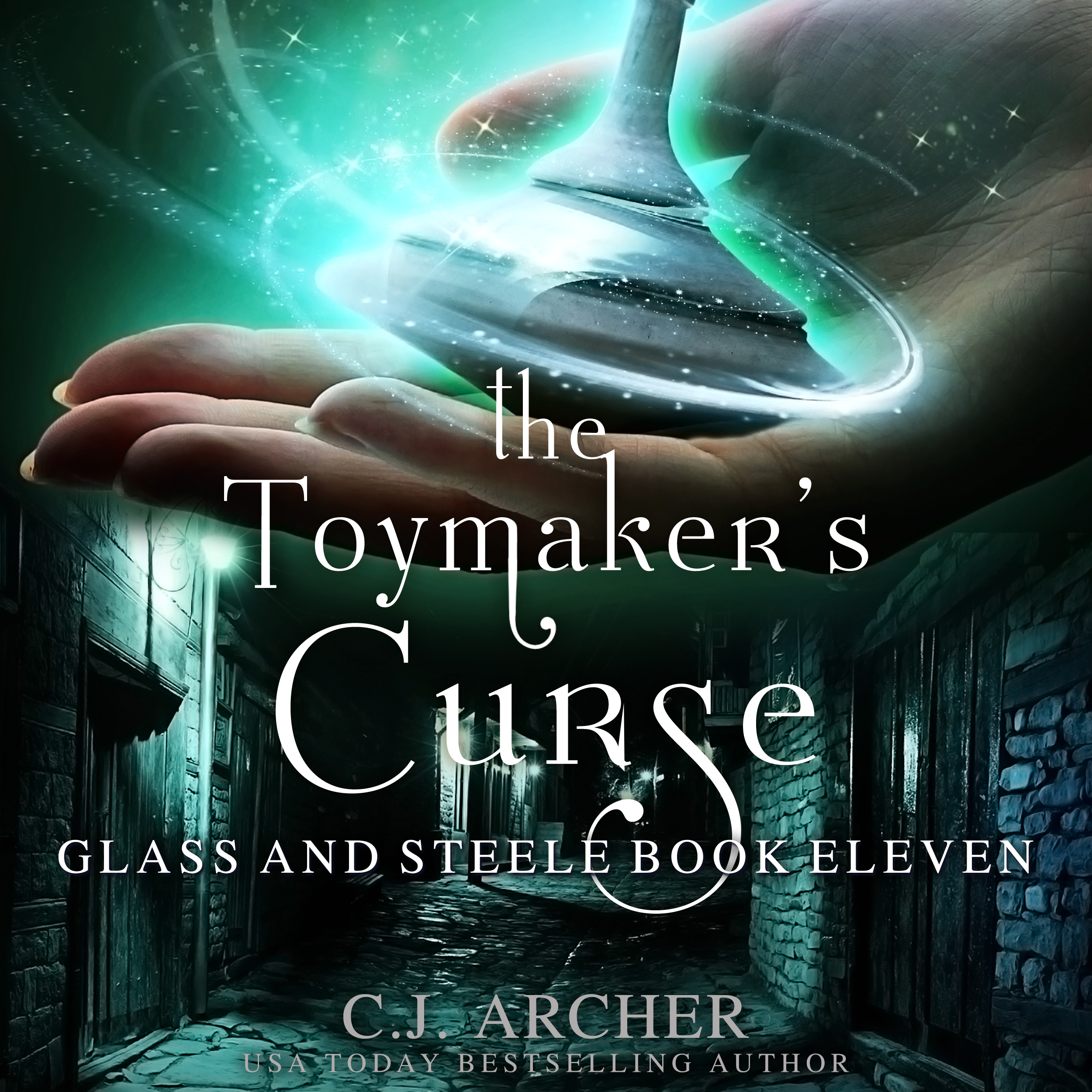 The Toymaker's Curse audiobook by CJ Archer
