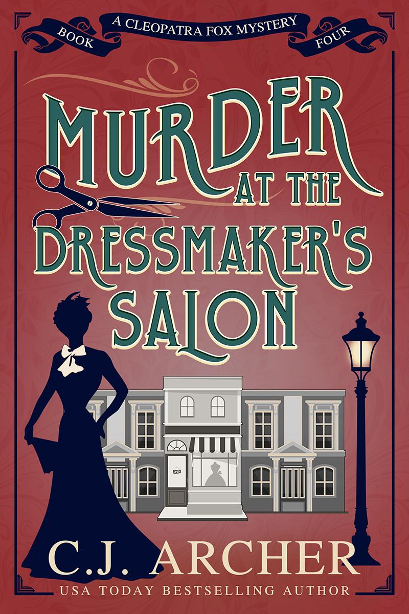 Murder at the Dressmaker's Salon